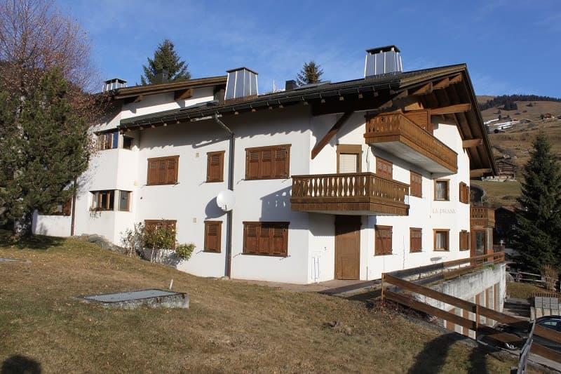 Brigels - Maisonette-Dachwohnung