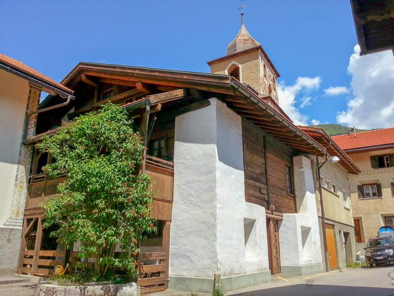 Bergün - Ferienhaus