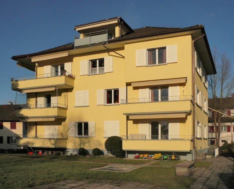 Charmante Wohnung ganz neu renoviert an zentraler und ruhiger Lage