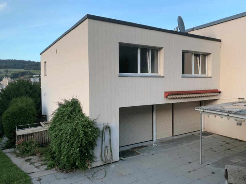 Ruhige Oase mit grosser Terrasse und Weitsicht