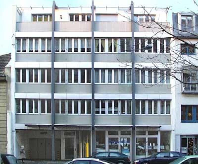 Claragraben Basel - Einstellplätze zu vermieten