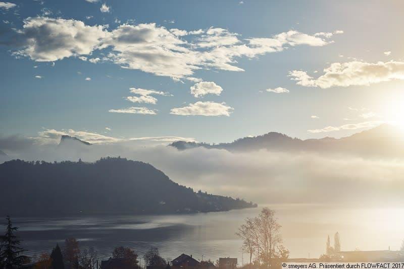 Auf Obstberg - Wohneigentum mit See- und Bergsicht