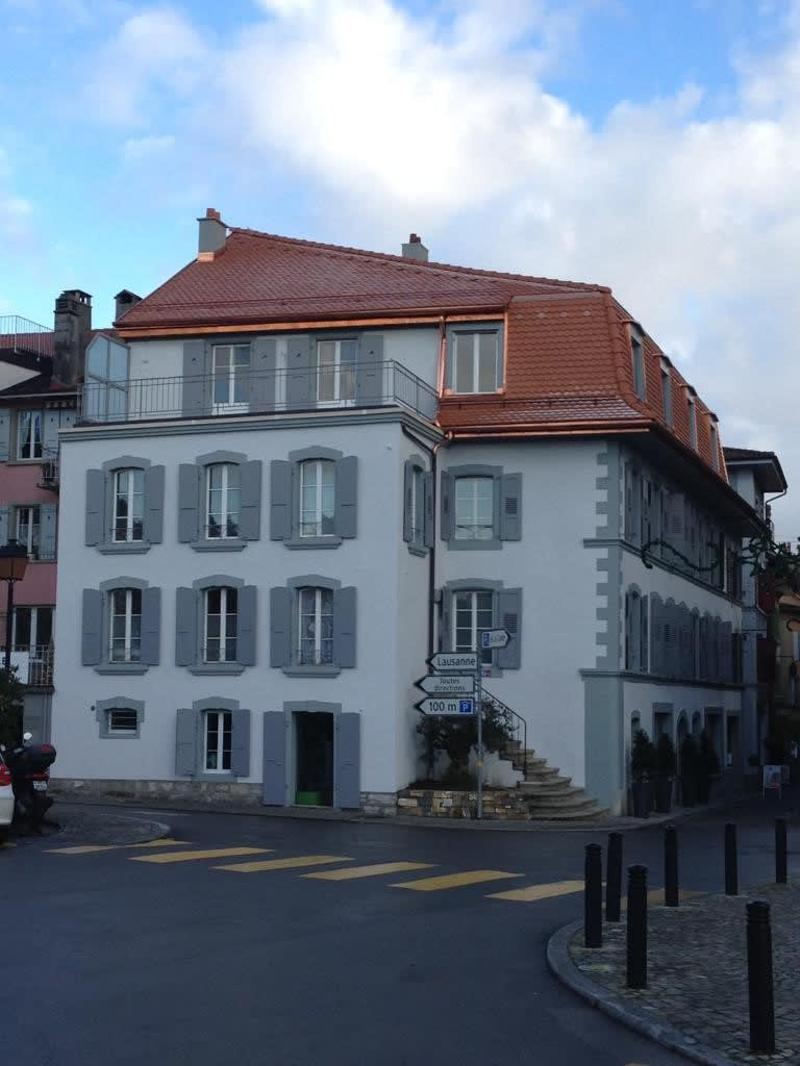 Magnifique appartement de 3.5 pièces au 1er étage.