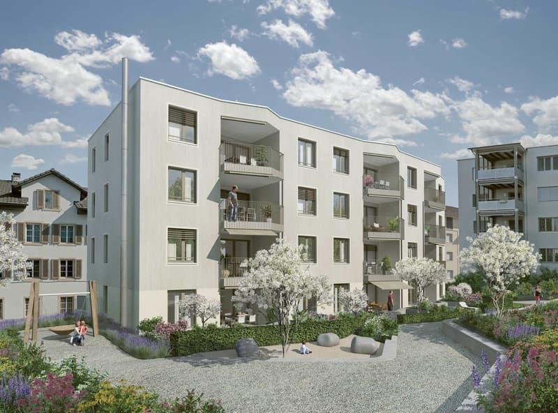 Investitionsobjekt: Mehrfamilienhaus im urbanen Grün