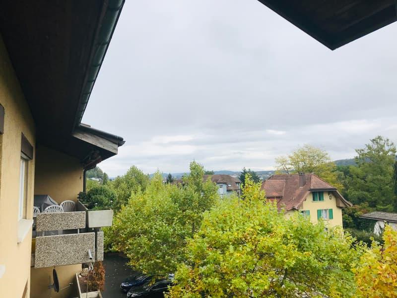 grosse / helle 4.5 Zimmerwohnung - nahe der Stadt Aarau