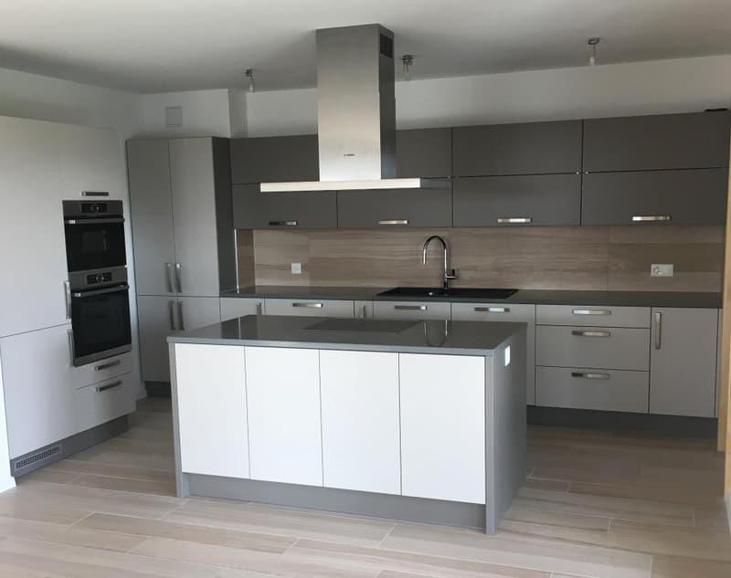 Magnifiques appartements très spacieux à Saint-Aubin FR
