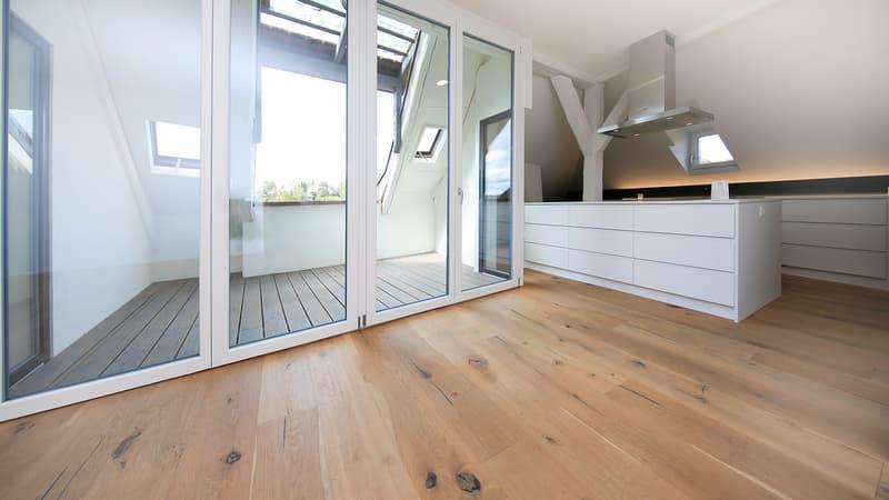 Traumhafte 3.5 Zimmerwohnung mit Balkon zu vermieten