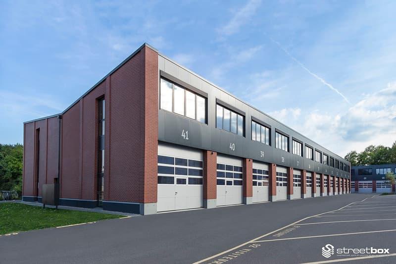 Halle industrielle de 345 m2 à louer à Martigny