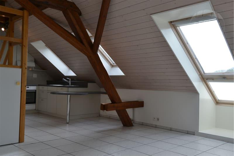 Heimelige Wohnung an zentraler Lage in Wallbach
