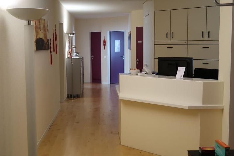 Attraktive Praxisräumlichkeiten im Zentrum von Weinfelden
