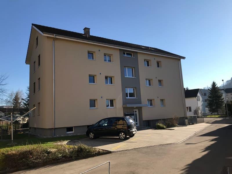 Ruhige 4-Zimmerwohnung mit grossem Balkon