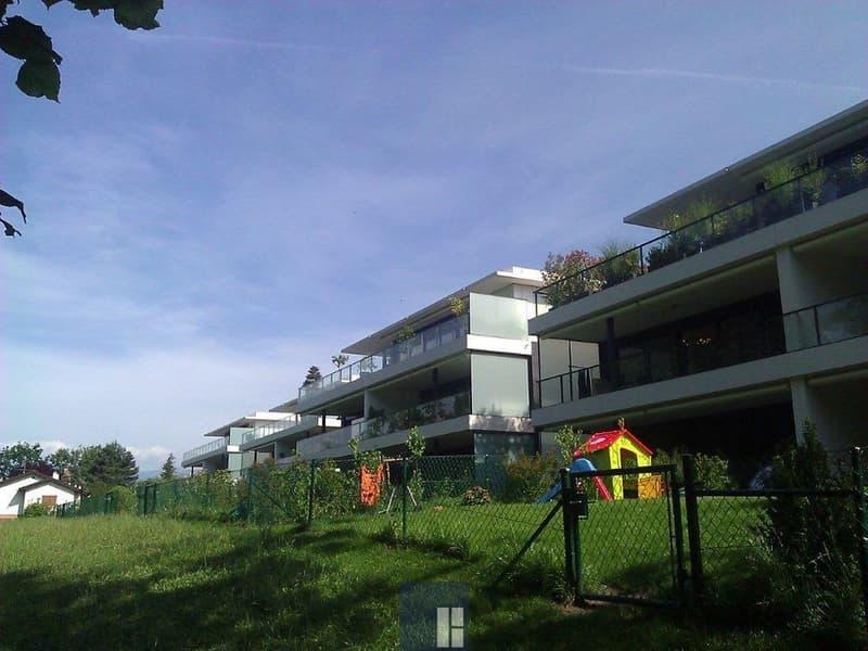 Appartement 7 pièces rez- de-jardin à Petit-Lancy