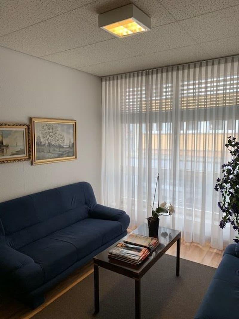 Spacieux appartement de 4.5 pièces - affect. local commercial