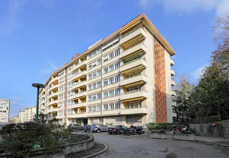 Magnifique appartement de 5.5 pièces aux Eaux-Vives