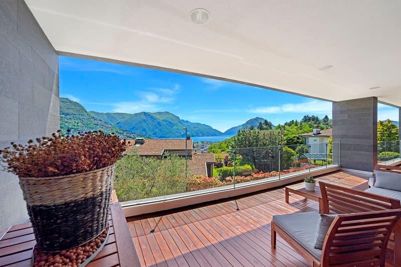 Luxus-Penthouse mit herrlicher Seesicht - Einziehen und Geniessen
