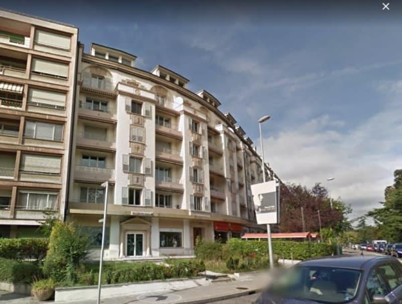 Arcade (murs) à vendre rue de Lausanne