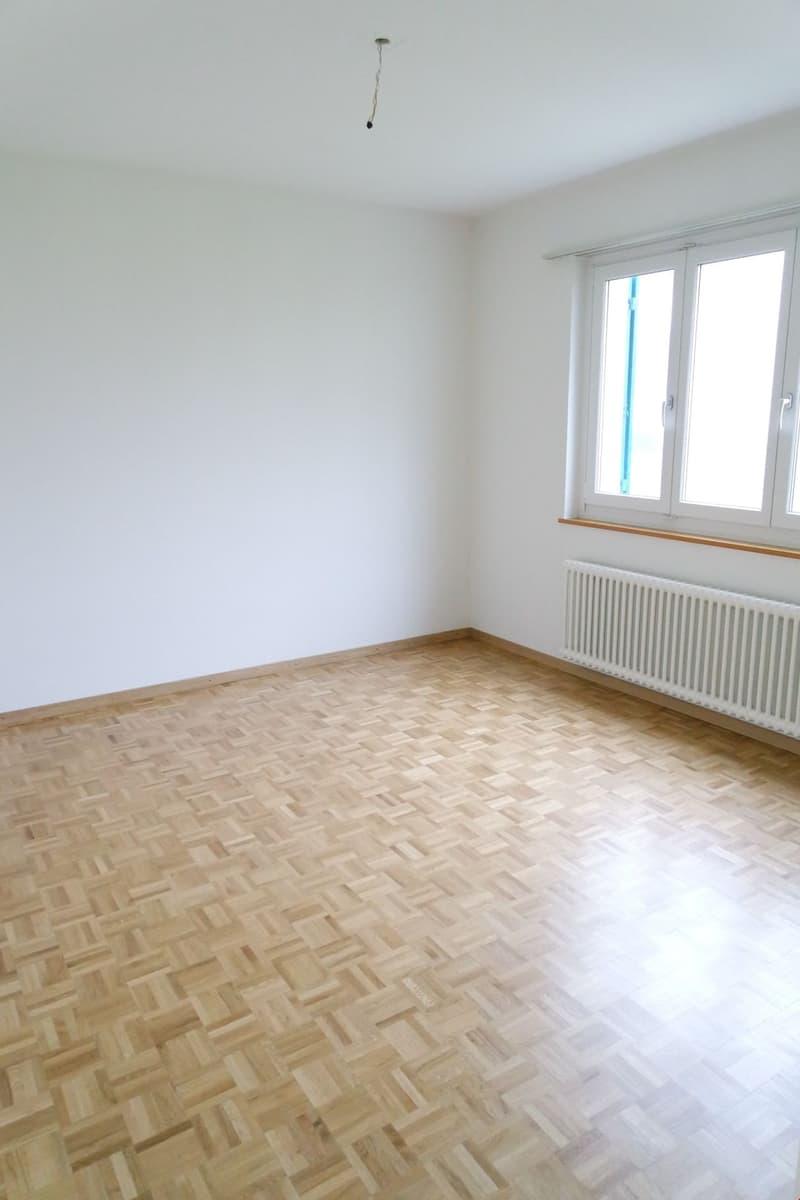 Schöne 4.5-Zimmer Wohnung mit neuer Küche und Bad (2)