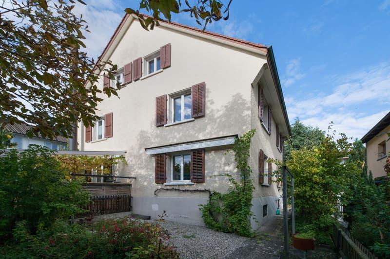 Doppeleinfamilienhaus in Neuhausen am Rheinfall