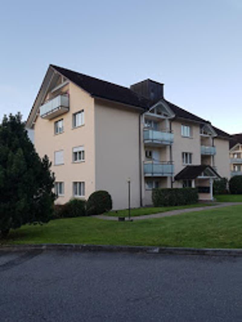 Attraktive Wohnung, 2 Balkone
