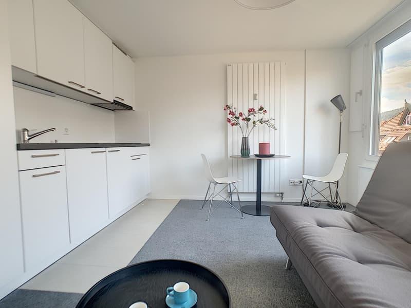 CityZen Parc - Nouvelle résidence au coeur de la Chaux-de-Fonds
