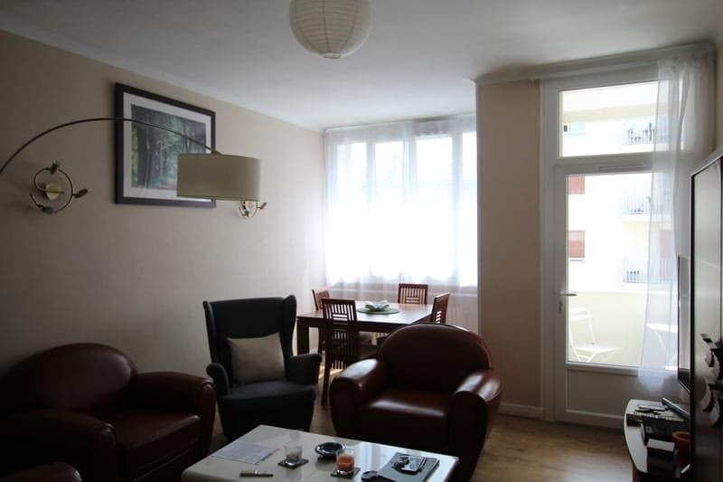 Dpt Puy de Dôme (63), à vendre CLERMONT FERRAND appartement T4 de 82