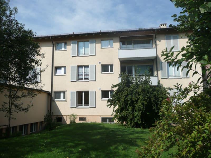 Helle und moderne Wohnung an zentraler Lage