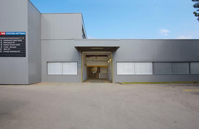 Werkstatt-/Gewerberaum im EG (2)