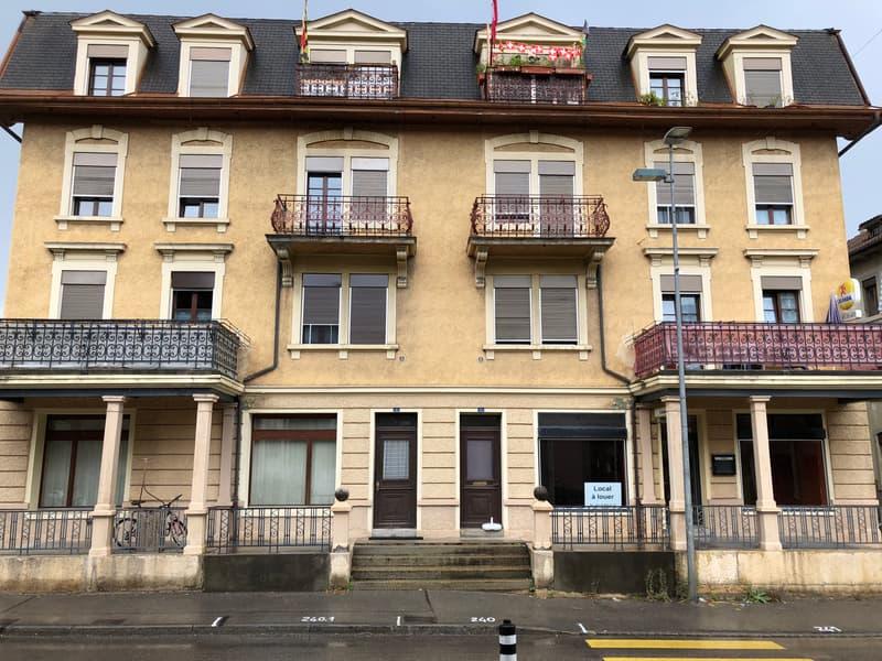 «premier mois est gratuit - Spacieux appartement complètement rénové»