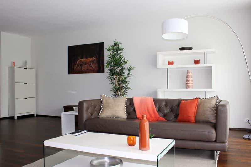 Appartements meublés 3.5p - Morges