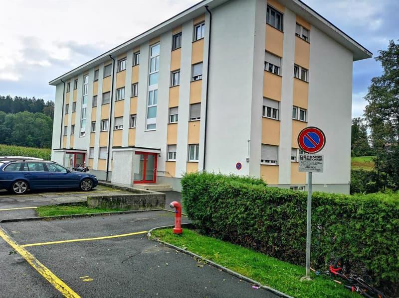 Savigny, appartement au calme de 2,5 pièces.