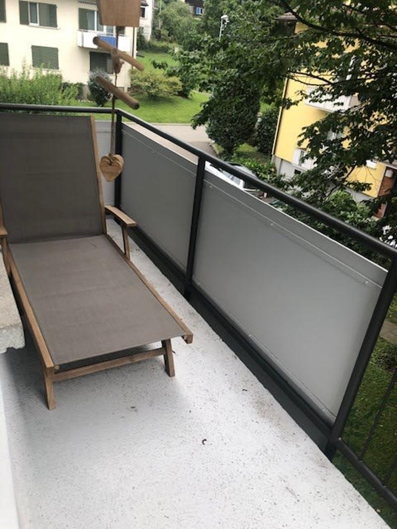 Ruhige Wohnung mit Balkon an begehrter Lage