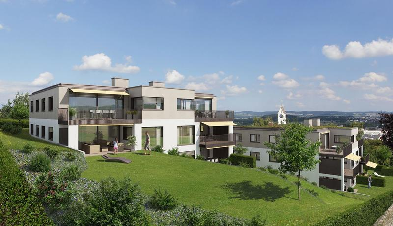 Exklusive Attikawohnung mit einer Terrasse von 19m2!