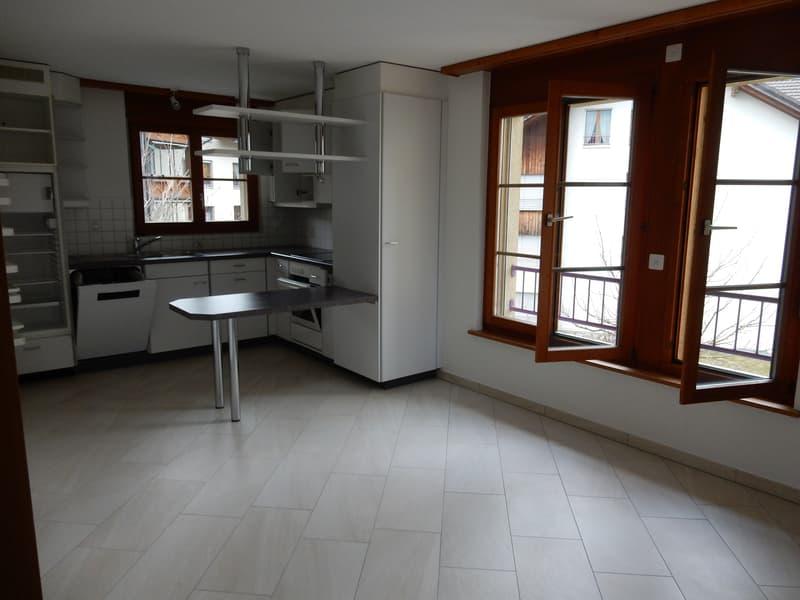 Schöne 2 1/2 - Zimmerwohnung in Spiezwiler, Gygerweg 19