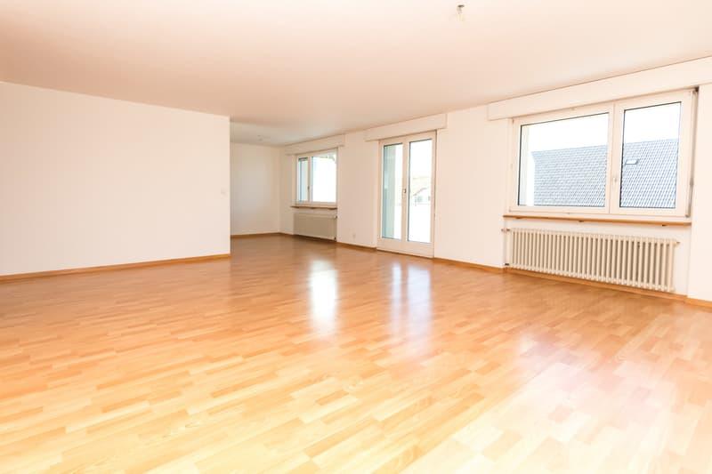Schöne Wohnung an ruhiger Lage