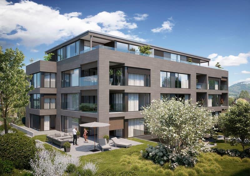 Wenn Architektur kein Zufall ist - Ein 4.5 Zimmer Wohntraum auf 142 m2