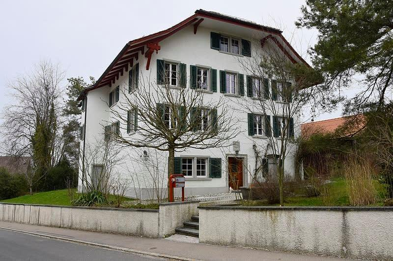 Pfarrhaus zu vermieten (temporär)
