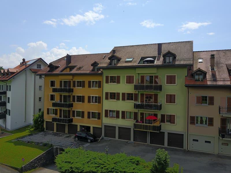 Appartement de 3 pièces au 2e étage
