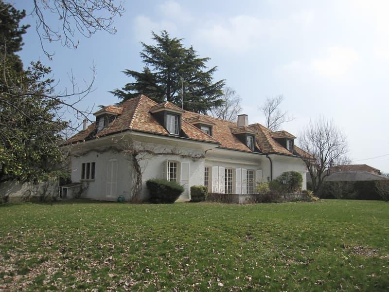 Magnifique villa Breccolini à Thônex / Beautiful house in Thônex