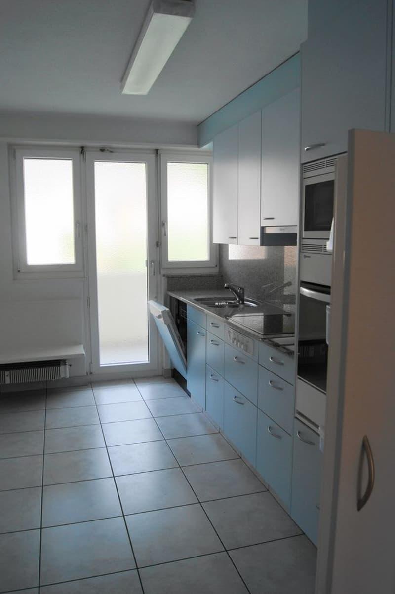 Grosszügige 4.5-Zimmer Wohnung - Naherholungsbiet an der Aare