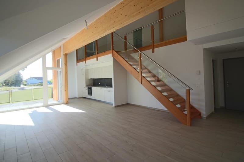 Nouvelle promotion - appartement de 2,5 pièces mezzanine
