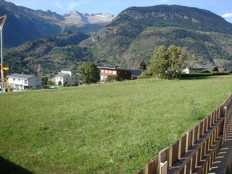 Bauland in Termen