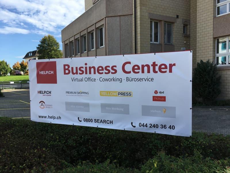 Arbeiten im HELP.CH Business Center in Freienbach bei Pfäffikon SZ
