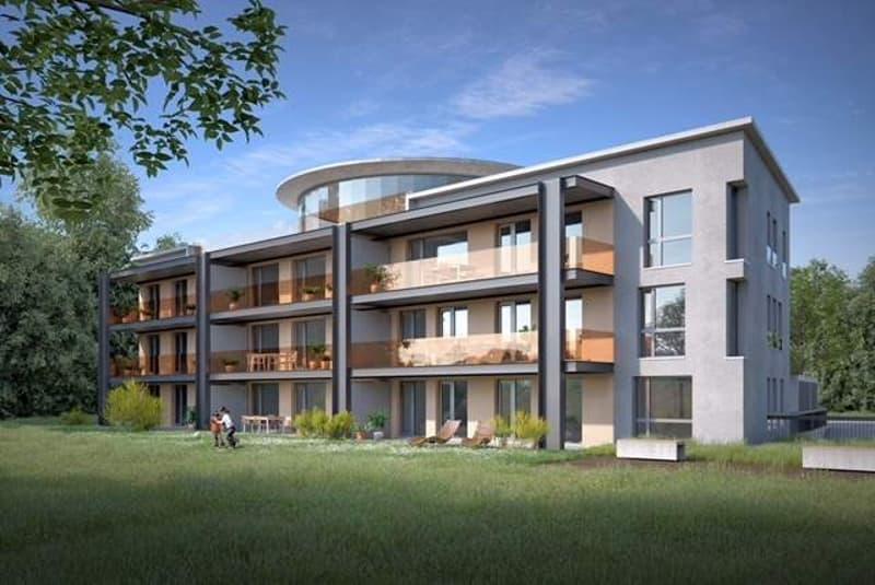 4.5 Neubauwohnung zu verkaufen in Lyss (BE)