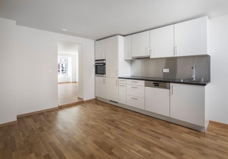 Neu sanierte Wohnung in Altstätten !
