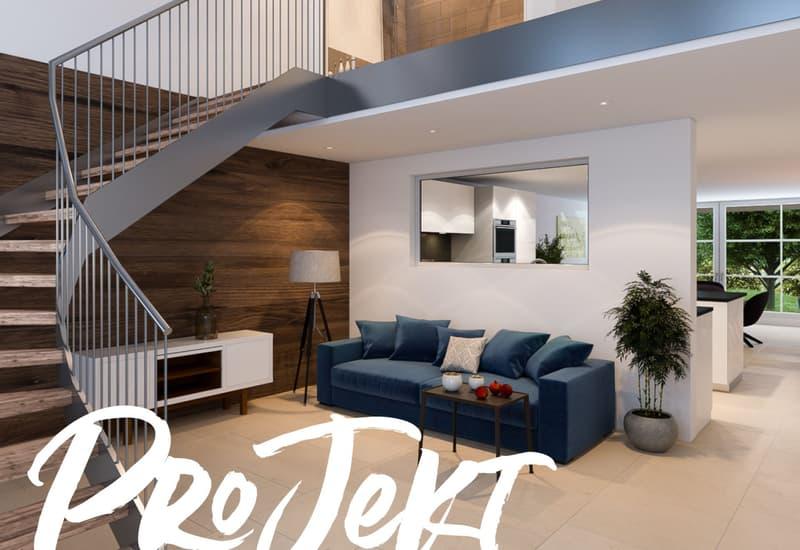 Synthese aus Neu & Alt - Attraktive Wohnung in renoviertem Bauernhaus