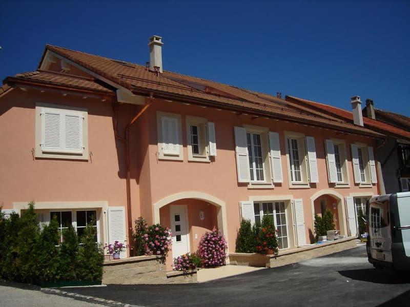 Pour investisseurs! 3 villas en triplex dans maison villageoise entièrement rénovée