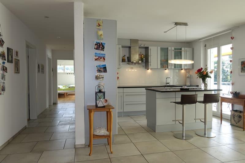 Moderne 6.5 Zimmer Attika-Maisonette-Wohnung (2)
