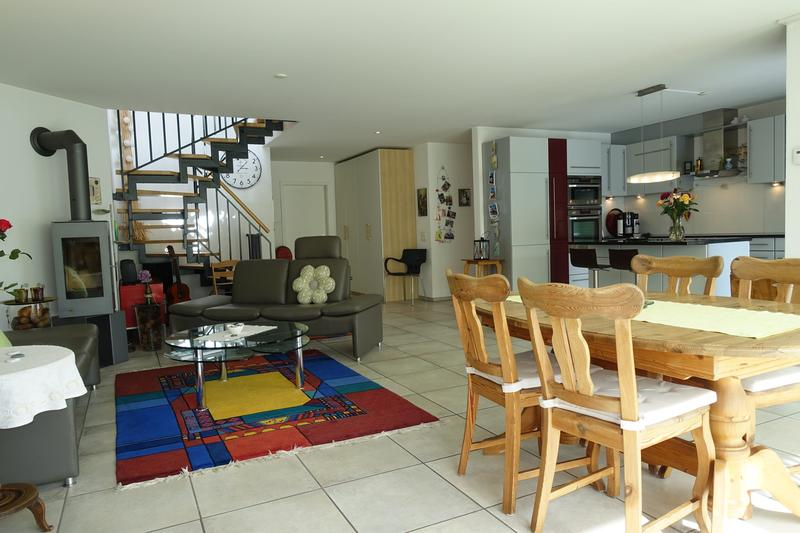 Moderne 6.5 Zimmer Attika-Maisonette-Wohnung (3)