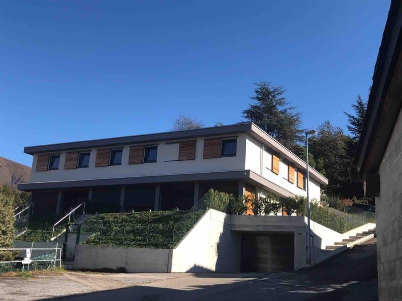Appartamenti 4.5 locali con giardino a Vaglio, Capriasca!