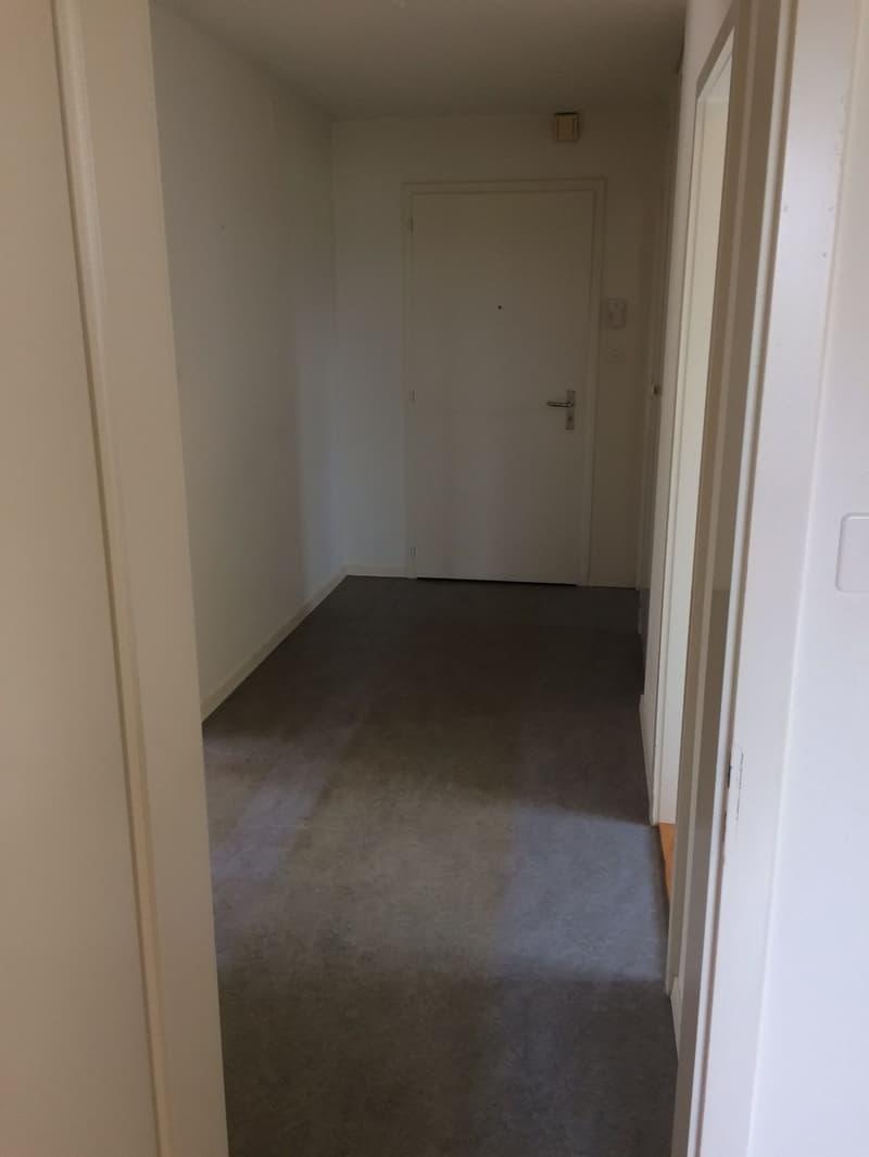 3 Zimmer Wohnung mit priv. Gartensitzplatz